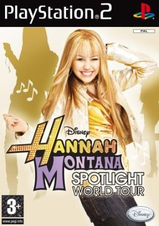 Descargar Hannah Montana Spotlight World Tour [English] por Torrent